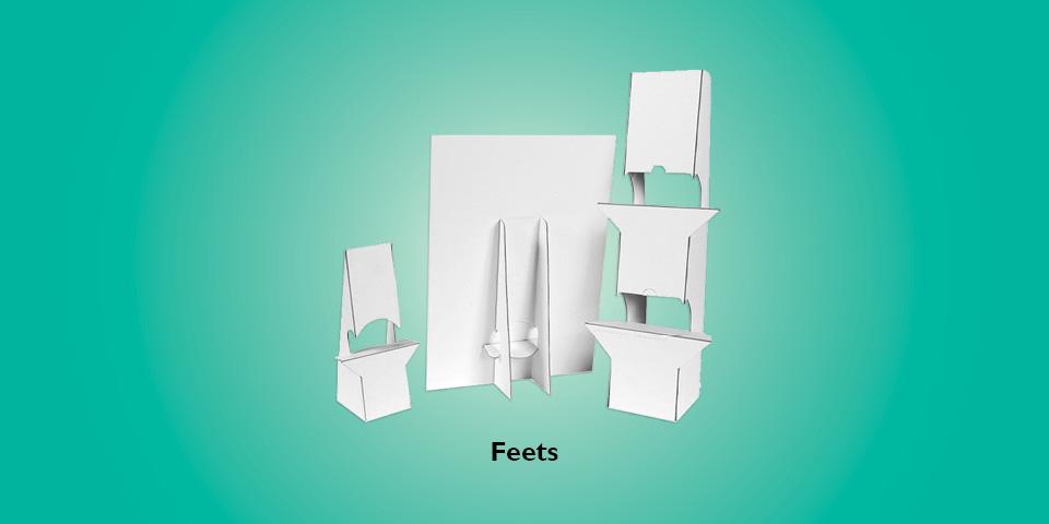 Panels Feet