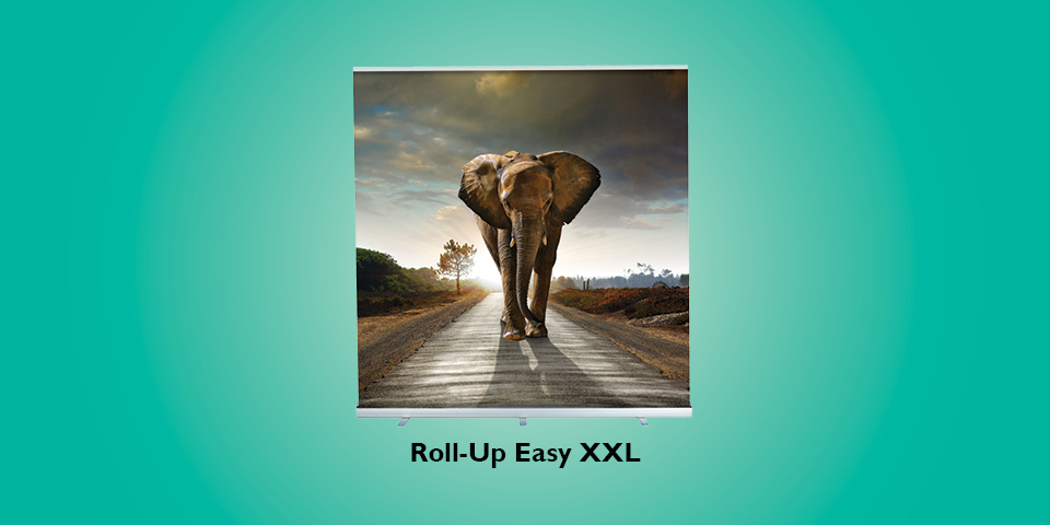 Roll Up Easy XXL