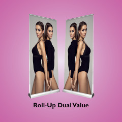 Roll Up Dual Value